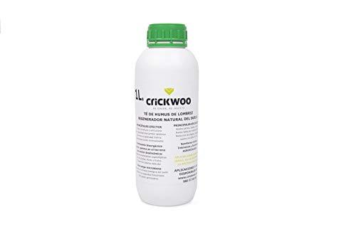 Crickwoo Humus de lombriz líquido 1L