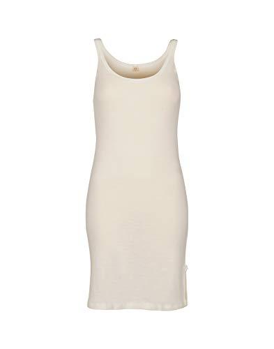 Dilling Nachthemd für Damen aus 100% Bio-Merinowolle Natur 36