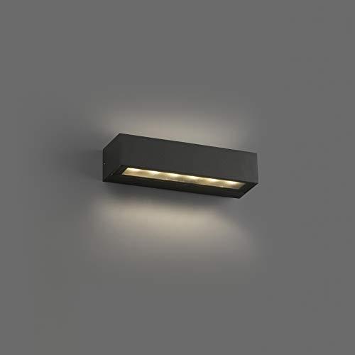 Faro Barcelona 71901- DORO-13 LED Lámpara aplique gris oscuro
