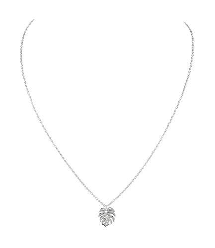 TOSH Trendy 1000766 - Collar de plata 925 para mujer