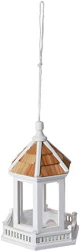 Home Bazaar Hand Made Premium Gazebo Bird Feeder Eco Tough product image