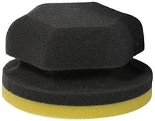 Adam's Yellow Waxing Hex Grip Applicator - Applicator...