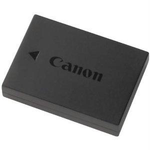 Canon 5108B002 - Batteria LP-E10, nera, per Canon EOS 1100D, EOS 1200D