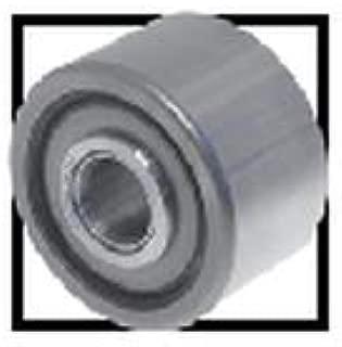 Ball Bearings 0.44 Stud Diameter Concentric Stud V-Groove 0.78 Roller Width Osborn VLR-1-1//2 Load Runner 1.00 Stud Length 1.50 Roller Diameter Standard
