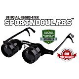 Sportnoculars-Official Hands-Free 3 x 34 mm...