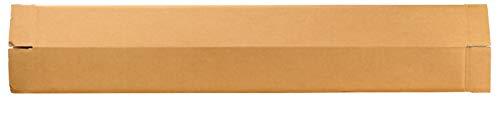 Wellpappe-Faltkarton'POSTERBOX L' 110 x 110 x1050 mm (Innenmaß) ** Verpackungseinheit: 10 Stück **