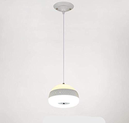 SGWH ® 110-240V acryl Creative LED Brood lamp hanglamp bar café restaurant slaapkamer woonkamer studio lamp 3 hoofd A (kleur: -, grootte: 1 kop)