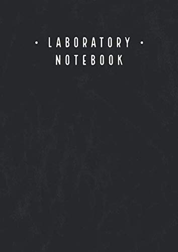 Laboratory Notebook: Squared Engineering Notebook with Table of Contents | 100 Numbered Pages | Science Notebook A4 | Research Journal Notebook | Lab Notebook Grid