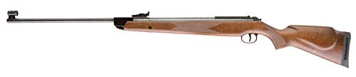 Diana RWS Model 350 Magnum Break Barrel Hardwood Stock Pellet Gun Air Rifle, .22 Caliber, Gun Only