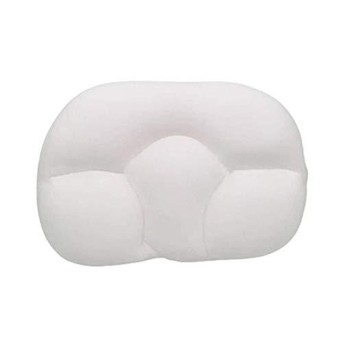 Almohada de huevo de espuma suave forma de mariposa bebé enfermería cojín ortopédico dormir cuello apoyo almohadas