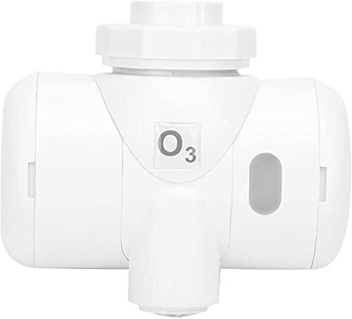 IENPAJNEPQN Máquina de Agua de ozono espontánea de ozono ozono O3 Filtro Delantero Purificador de Agua Accesorio