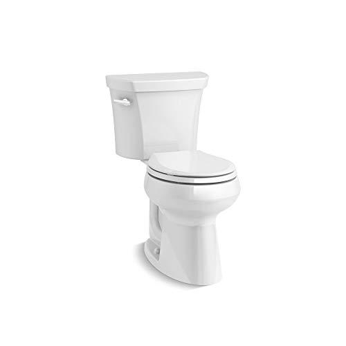 Kohler K-5481-0 Highline Comfort Height Toilet,...