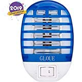 GLOUE Bug Zapper Electronic Mosquito Zapper Electronic Insect Killer...