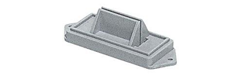 Vollmer 44005 H0 Brückensockel mit Schrauben, 5 Stück