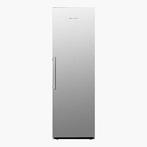 Congelador vertical 1 puerta 186x60 cm E/A++ Inox