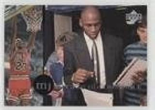 Michael Jordan (Basketball Card) 1994 Upper Deck Michael Jordan Rare Air Tribute Set - Factory Set [Base] #68