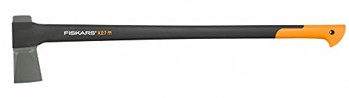 Fiskars Spaltaxt X27, Mehrfarbig, altes Modell