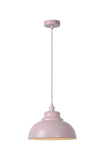 Lucide ISLA - Suspension - Ø 29 cm - Rose