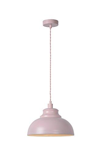 Lucide ISLA - Pendelleuchten - Ø 29 cm - E14 - Rosa