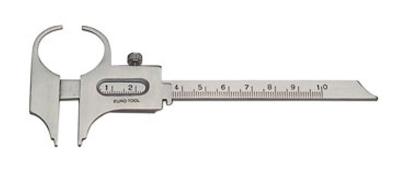 Boley Style Gauge, 0-100 Millimeters | GAU-161.00