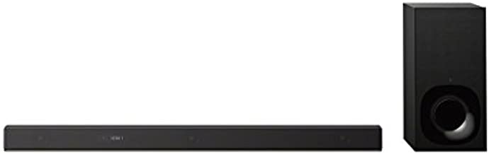 Sony Z9F 3.1ch Sound bar with Dolby Atmos and Wireless Subwoofer (HT-Z9F), Home Theater Surround Sound Speaker System for TV - Black