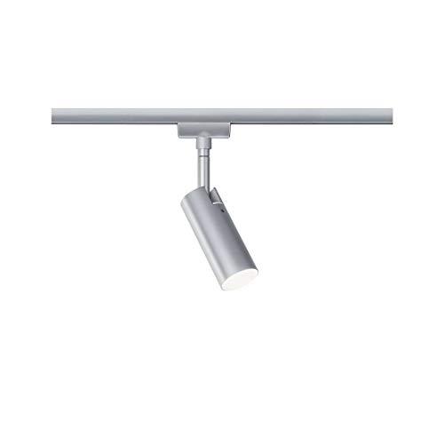 URail LED-Spot Tubo Chrom Matt
