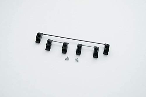 Sentraq Screw-in Stabilizers for Cherry MX PCB-Mount Keyboards (Set)