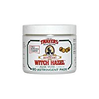 Thayers Original Witch Hazel Astringent Pads with Aloe Vera Formula, 60 Count (Pack of 2) Thank you to all the patrons We hope that he has gained the trust from you again the next time the service
