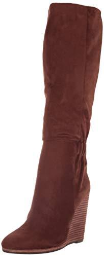 Charles by Charles David Women's Hampton Fashion Boot, Chocolate, 8 M US