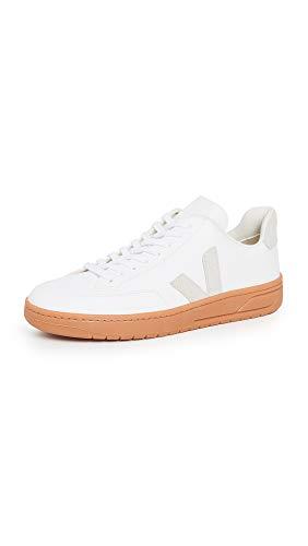 Veja Damen und Herren Sneaker V-12 Weiss (100) 45EU