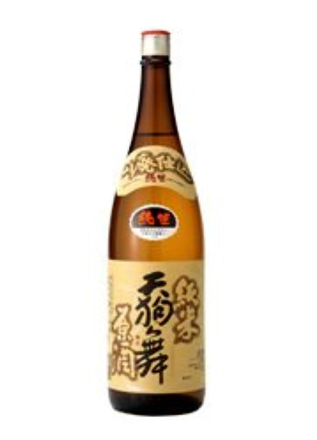 ヨーグルト疑わしい版天狗舞 山廃純米生原酒 1.8L