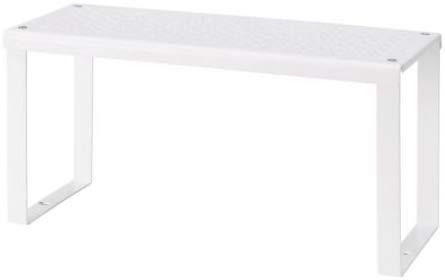 2x Ikea, Variera, mensola a inserto per credenza o armadio, colore bianco