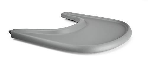 STOKKE® Tray – Aufsteck-Tablett für Babys und Kinder – Passt auf den TRIPP TRAPP® – Farbe: Storm Grey
