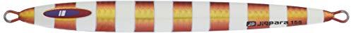 メジャークラフト メタルジグ ジグパラバーチカルロングスロー JPVLS-250#03 RED GOLD 250g