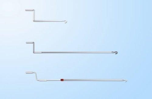 Fiamma Mano de Aluminio del cigeal Corto
