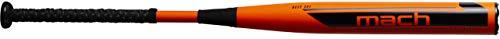 "Worth Mach 1 Boss 302 Balanced 13.5"" USA/ASA Slowpitch bat, 34x26oz"