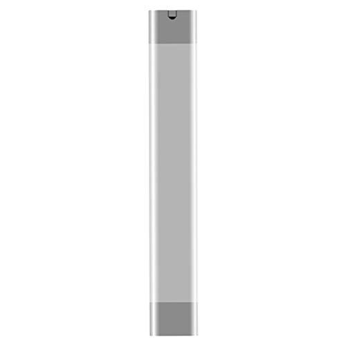 Abaodam Luz LED portátil USB recargable luz de emergencia de mano Camping luz