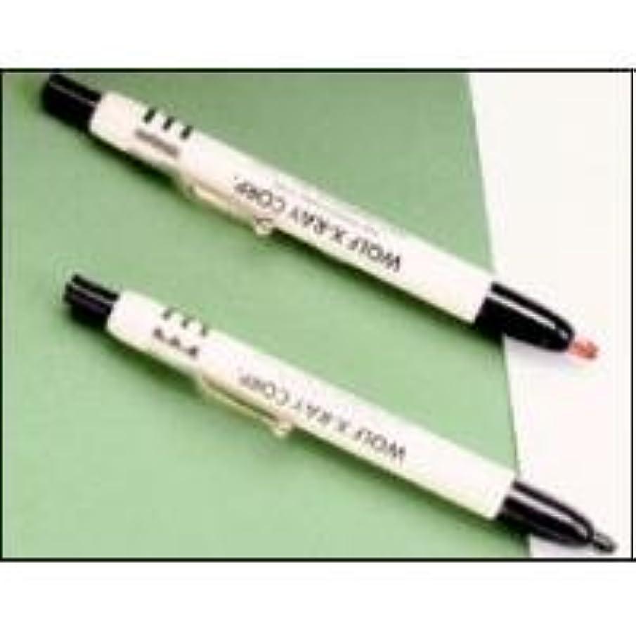 Wolf X-Ray Pro-Pel Skin Marking Pencils, Black, Each
