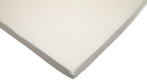 American Baby Company Organic Cotton Interlock Portable Fitted Crib Sheet