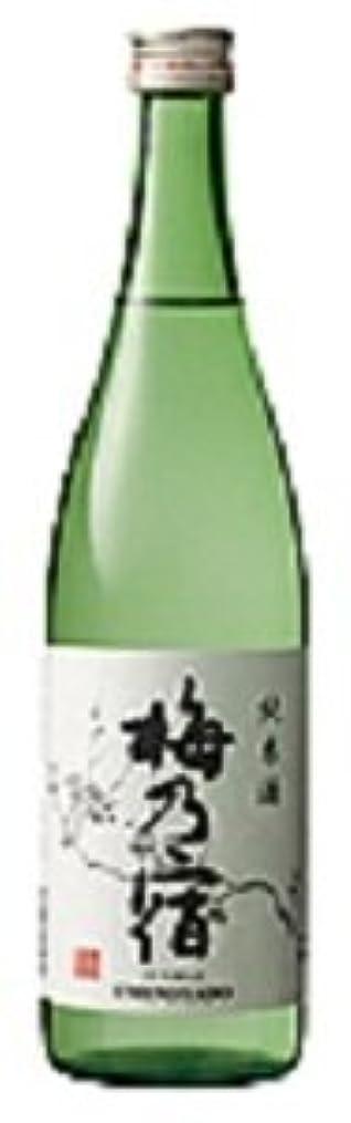 どちらか可愛い促す梅乃宿酒造 梅乃宿 純米酒 720ml/12本.e お届けまで10日ほどかかります