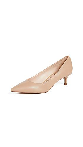 Sam Edelman Women's Dori Pumps, Classic Nude, Tan, 7 Medium US