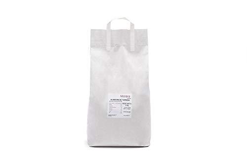 Almidón de tapioca, ecológica y vegana - Fécula de mandioca 5kg