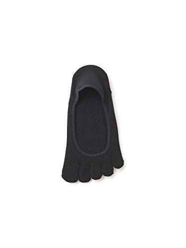 靴下屋 消臭・速乾5本指カバーソックス 22.0~24.0cm 日本製 フットカバー