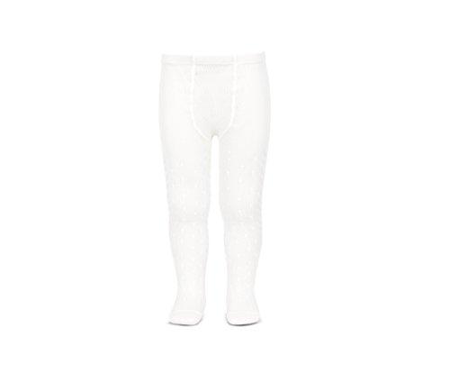Condor 2565/1 Calcetines, Blanco (Blanco 200), 4 años (Tamaño del fabricante:4) para Niñas