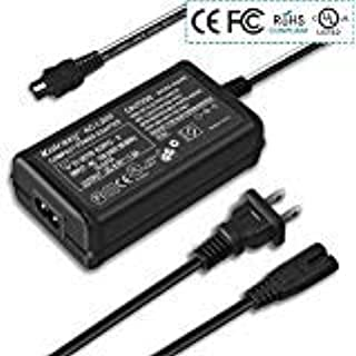 Koicaxy AC-L200 AC Power Adapter Charger, Sony Handycam Charger for Sony HDR-CX405 DCR-SX40, DCR-SX41, DCR-SX45, DCR-SX60,...
