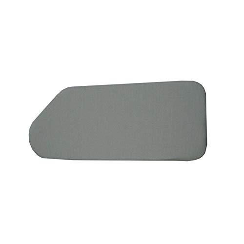 Elna Elnapress Bügelbezug – Bügelpressenbezug Schonbezug Bügelpressen, für gleichbleibende Bügelqualität (grau)