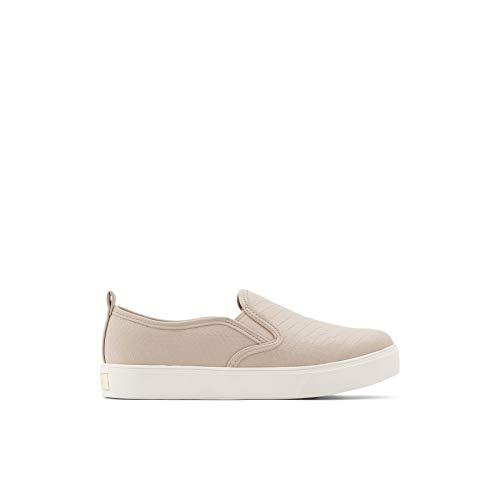 Aldo Women's Jille Sneaker, Bone, 7.5