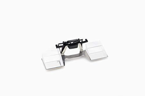 CU Kletterbrille Clip - Sicherungsbrille - Prismen zum Aufstecken auf Sehhilfe oder Sonnenbrille