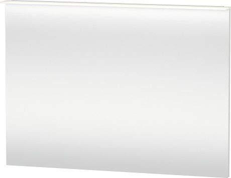 Duravit Happy D.2 spiegel met verlichting, 1200 mm, Kleur: Europees eikenhouten decor - H2749605252