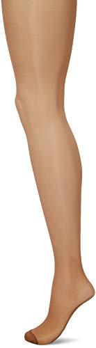 Dim Sulim Panty Transparente 15D Medias, Beige (Gazelle 825), Medium (Tamaño del fabricante:3) para Mujer
